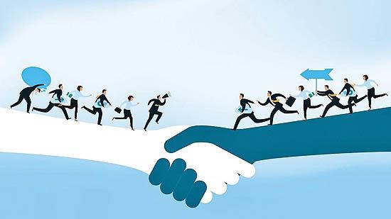 وقتی دریافتکنندگان «حق امتیاز» مهمترین مشتریان هستند