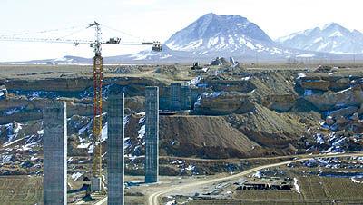 بزرگترین پل ریلی ایران توسط متخصصان داخلی ساخته میشود