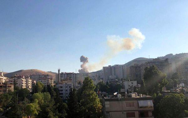 کشته شدن سه شبه نظامی ترکیه در سوریه