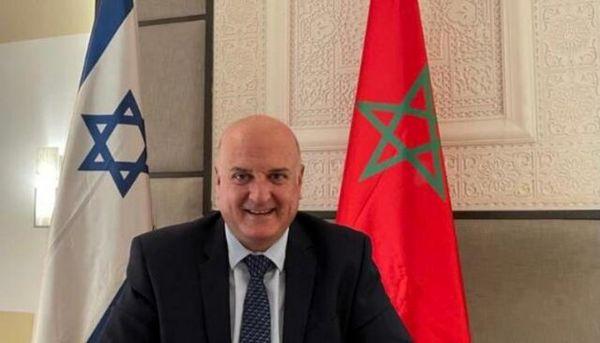 سفیر رژیم صهیونیستی وارد مراکش شد