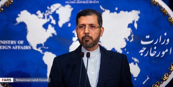 محکومیت تلاش مشکوک برای منتسب کردن حادثه اربیل به ایران از سوی خطیبزاده