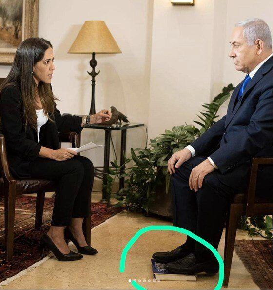 """نتانیاهو کتاب """"ادبیات اسرائیل"""" را زیرپا انداخت"""