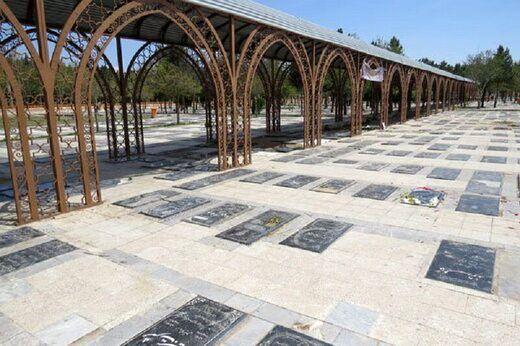 شهری که مسئولانش قبرستانش ا را قرنطینه کردهاند