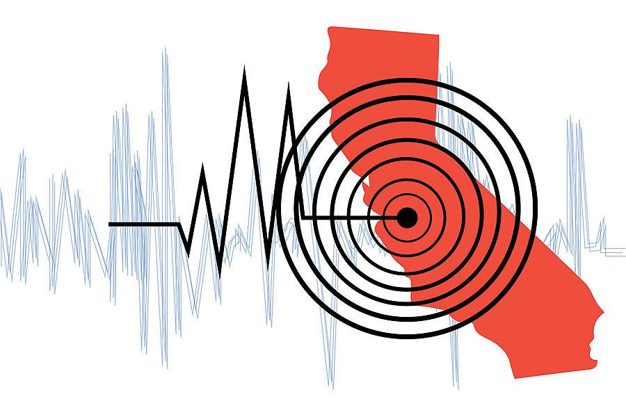 رابطه عمق زلزله با میزان خسارت