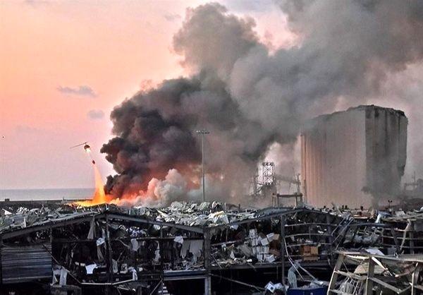 آمار کشته شدگان انفجار بیروت روبه افزایش است
