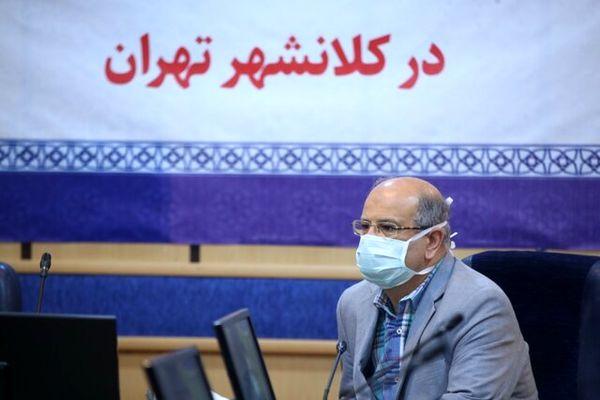زالی: آلودگی تهران فراتر از قرمز است