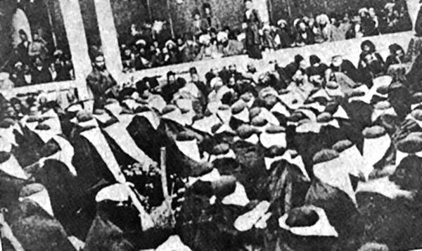 مشروطه و حقوق زنان