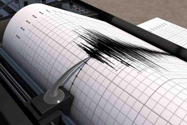 زلزله نسبتا شدید در هرمزگان