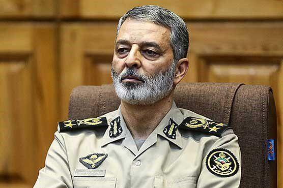 پیام سرلشکر موسوی در پی شهادت سردار حجازی
