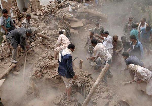 ادامه حملات عربستان به یمن پس از طرح صلح ادعایی ریاض