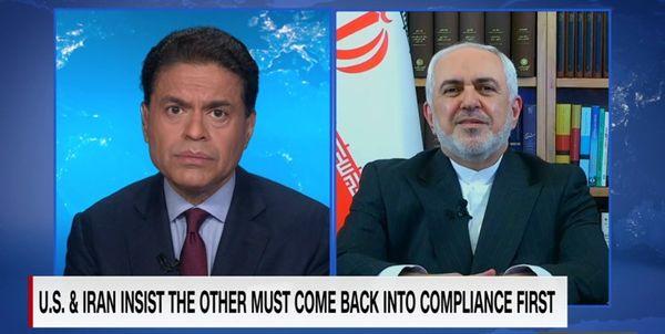 ظریف: راه بازگشت ایران به تعهدات برجامی، اجرای تعهدات آمریکاست
