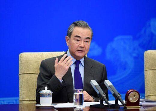 چین درباره ایران به آمریکا هشدار داد