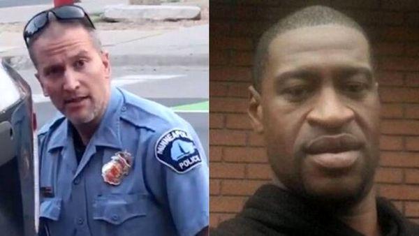 آزادی پلیس آمریکایی متهم به قتل جورج فلوید