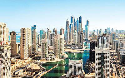 زلزله سیاه در مسکن دبی