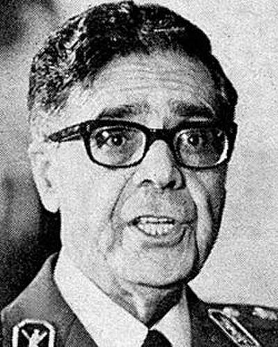 غلامرضا ازهاری: نخستوزیر دولت نظامی