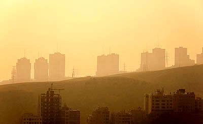 راه «آهنین» نجات از آلودگی هوا