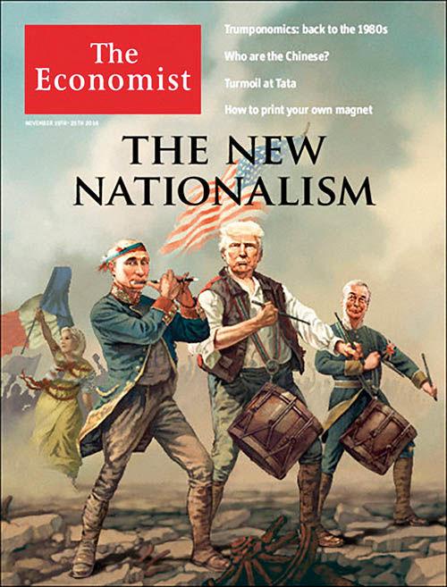 خطر ناسیونالیسم در کمین جهان