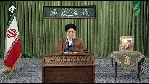 پاسخ کوبنده رهبر انقلاب به توهین امانوئل مکرون به مسلمانان
