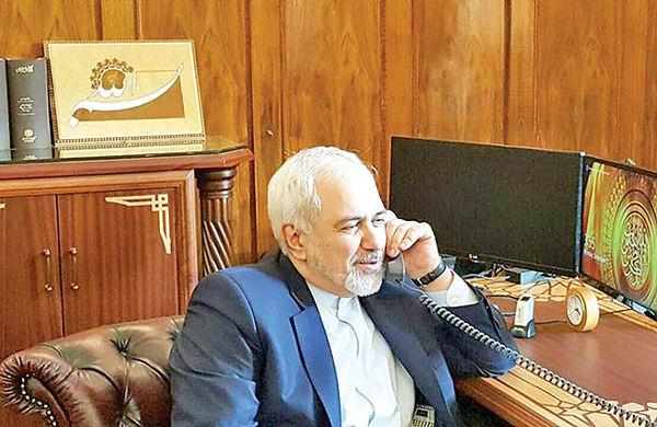 گفت وگوی ظریف با مقام افغانستانی