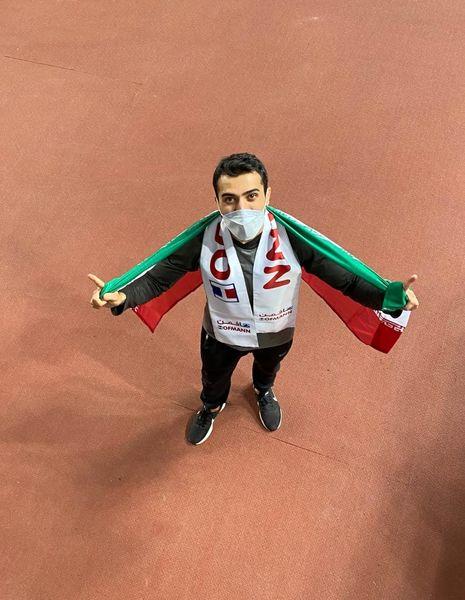 جابه جایی رکورد ملی دوی ماده 200 متر، بعد 17 سال توسط سجاد هاشمی