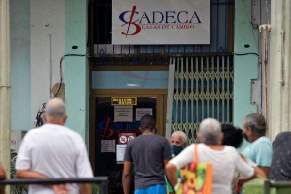 آمریکا یک بانک کوبا را تحریم کرد