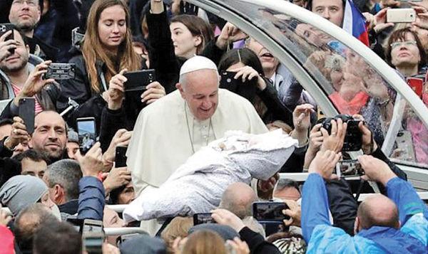 درخواست پاپ فرانسیس از شرکتهای فعال در حوزه تکنولوژی