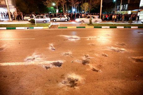 آخرین آمار مصدومان چهارشنبه سوری