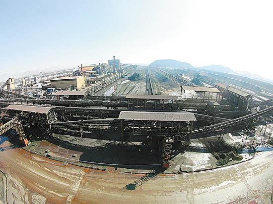 از خاک آهن تا کیمیای نفت