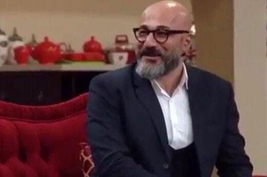 کنایه تند امیر آقایی به کارشناس تلویزیون