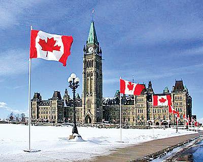 سرمشق کانادایی حسابهای اقماری