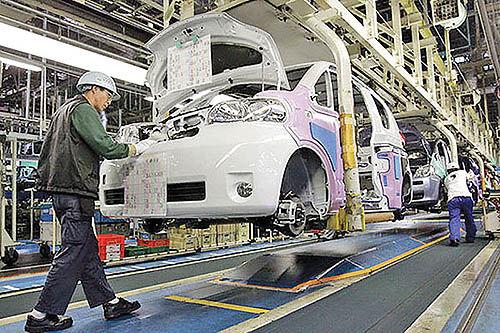 هشدار خودروسازان ژاپنی