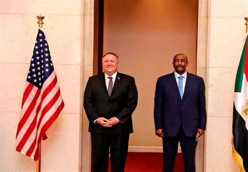 سودان: برای عادی سازی روابط با اسرائیل فشار زیادی را تحمل می کنیم