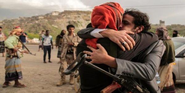 آزادسازی ۱۳ تن از نیروهای ارتش یمن