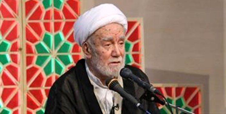 آیتالله محمدی تاکندی، عضو سابق مجلس خبرگان رهبری درگذشت