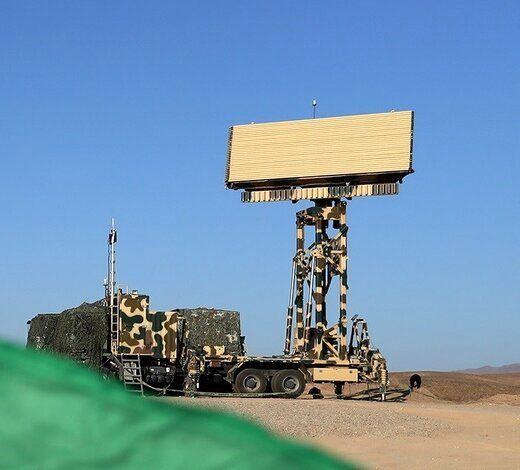 استقرار سامانه دفاعی سپاه در مناطق مرزی