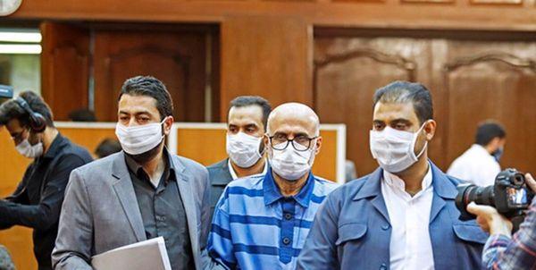 هفتمین جلسه محاکمه اکبر طبری آغاز شد