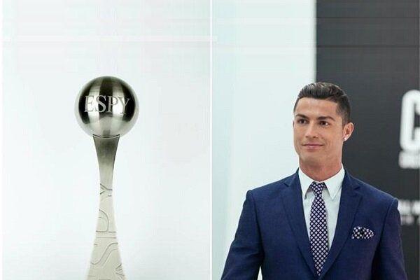 رونالدو به عنوان بهترین بازیکن انتخاب شد