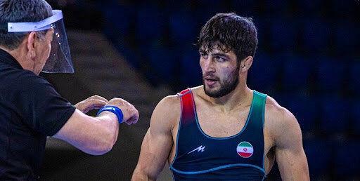 یک برنز دیگر در مسابقات جهانی کشتی سهم ایران شد