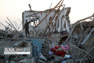 قرهباغ مدعی حمله باکو به چند منطقه مسکونی شد