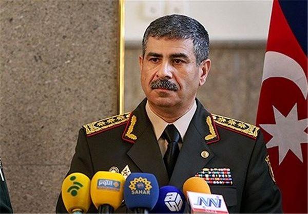وزیر دفاع آذربایجان ترور شهید فخریزاده را محکوم کرد