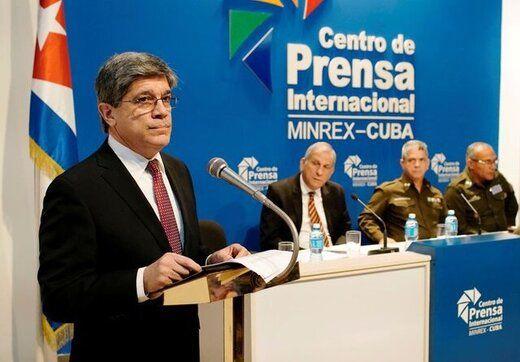 کوبا کاردار سفارت آمریکا را احضار کرد