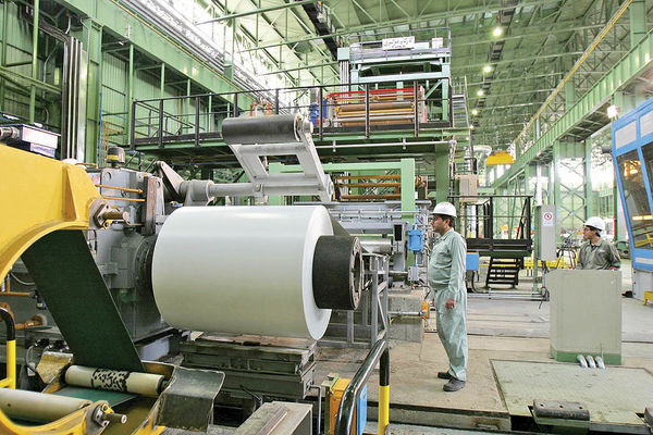 رشد 15 درصدی فروش فولاد مبارکه