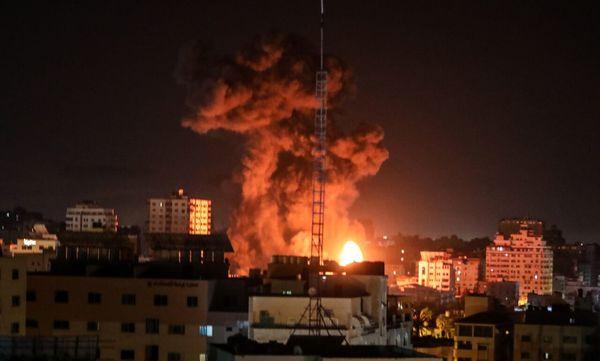 جنوب نوار غزه زیر آتش رژیم صهیونیستی