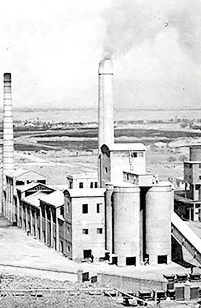 حکایت تولید سیمان در ایران