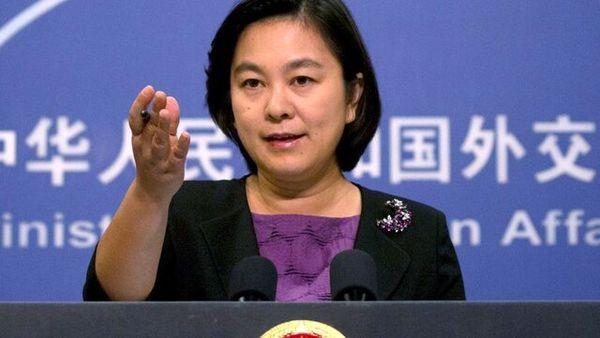 چین: واشنگتن به سیاست تهدید ادامه میدهد