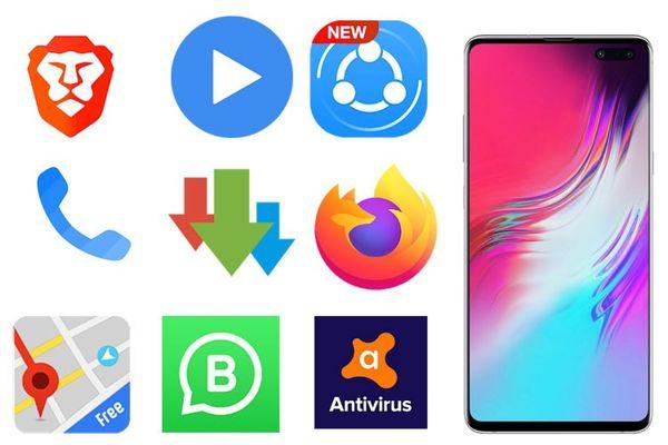 نرم افزارهای ضروری اندروید پس از خرید گوشی