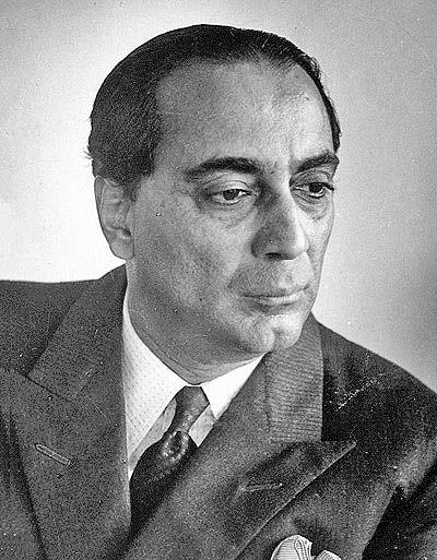 زادروز پیشگام فیزیک اتمی هند