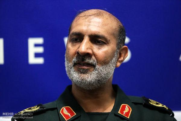 سردار سنایی راد: ترور شهید فخریزاده بدون پاسخ نمیماند