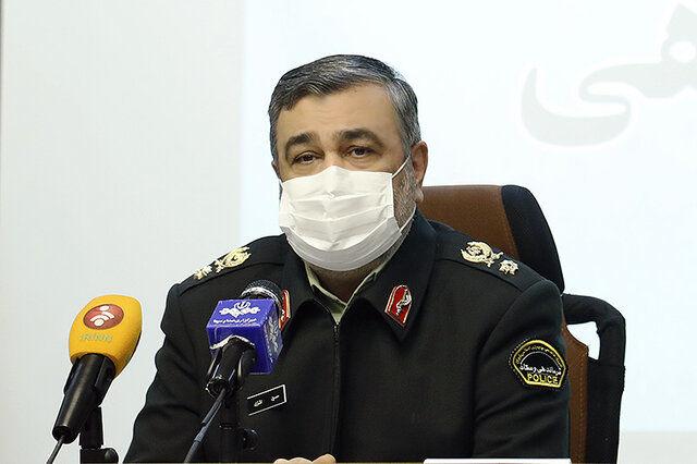 واکنش فرمانده ناجا به ورود خودروی نماینده مجلس در خط ویژه