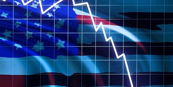 بدترین سقوط اقتصادی آمریکا رقم خورد
